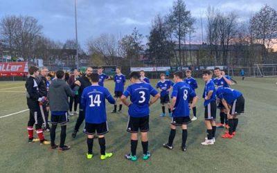 B-Jugend gewinnt 2-0 beim VfL Oberbieber