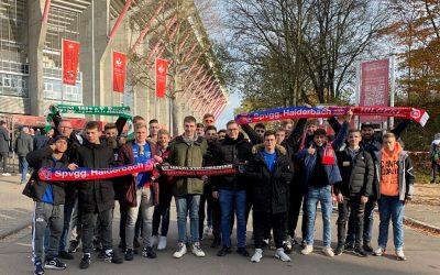 Ausflug der B-Jugend zum 1. FC Kaiserslautern