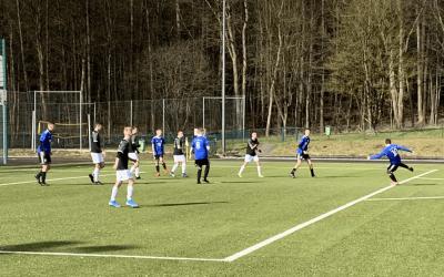 4-2 Heimsieg gegen die JSG Laubachtal/Melsbach