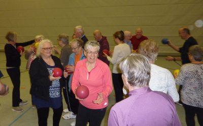 Herzsportgruppe erweitert wöchentliches Training für dritte Gruppe