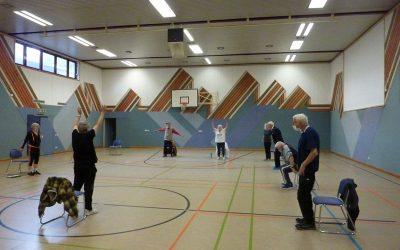 Herzsport – Mittwochgruppe erfolgreich gestartet