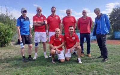 Tennis Herren 50 SG Hilgert/Hillscheid